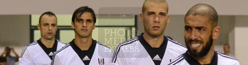 Partido: Alajuelense 1 – 3 Fulham FC