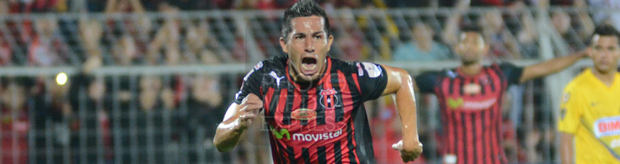 Partido: Alajuelense 1 – 0 América de México