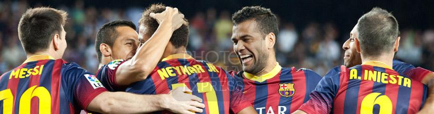 Partido: FC Barcelona 4 – 1 Real Sociedad