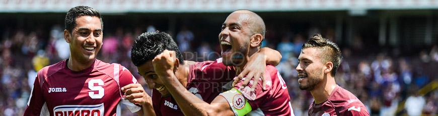 Partido: Saprissa 5 – 1 Limón FC