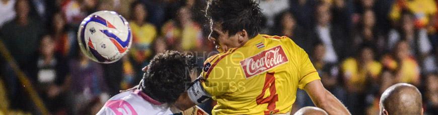 Partido: Herediano 2 – 0 Cartaginés