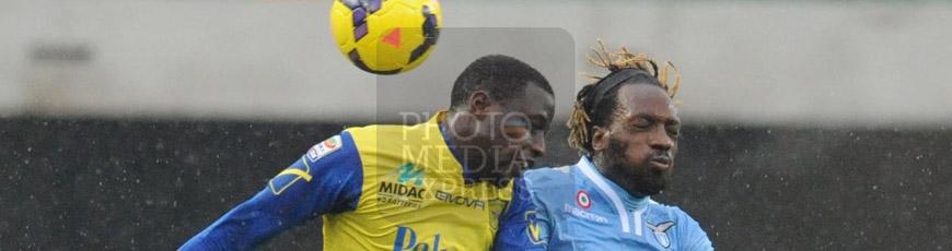 Partido: Chievo Verona 0-2 Lazio