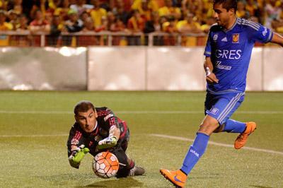 La CONCACAF Champions League en Agencia de Fotografía Deportiva Photo Media Express