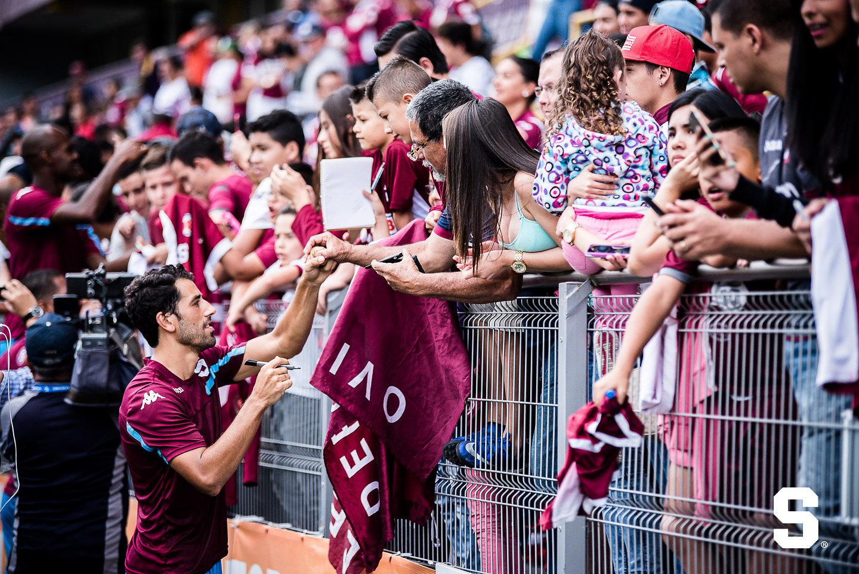 Estadio Ricardo Saprissa.  Fotografía Luis Alvarado | www.PMEimages.com