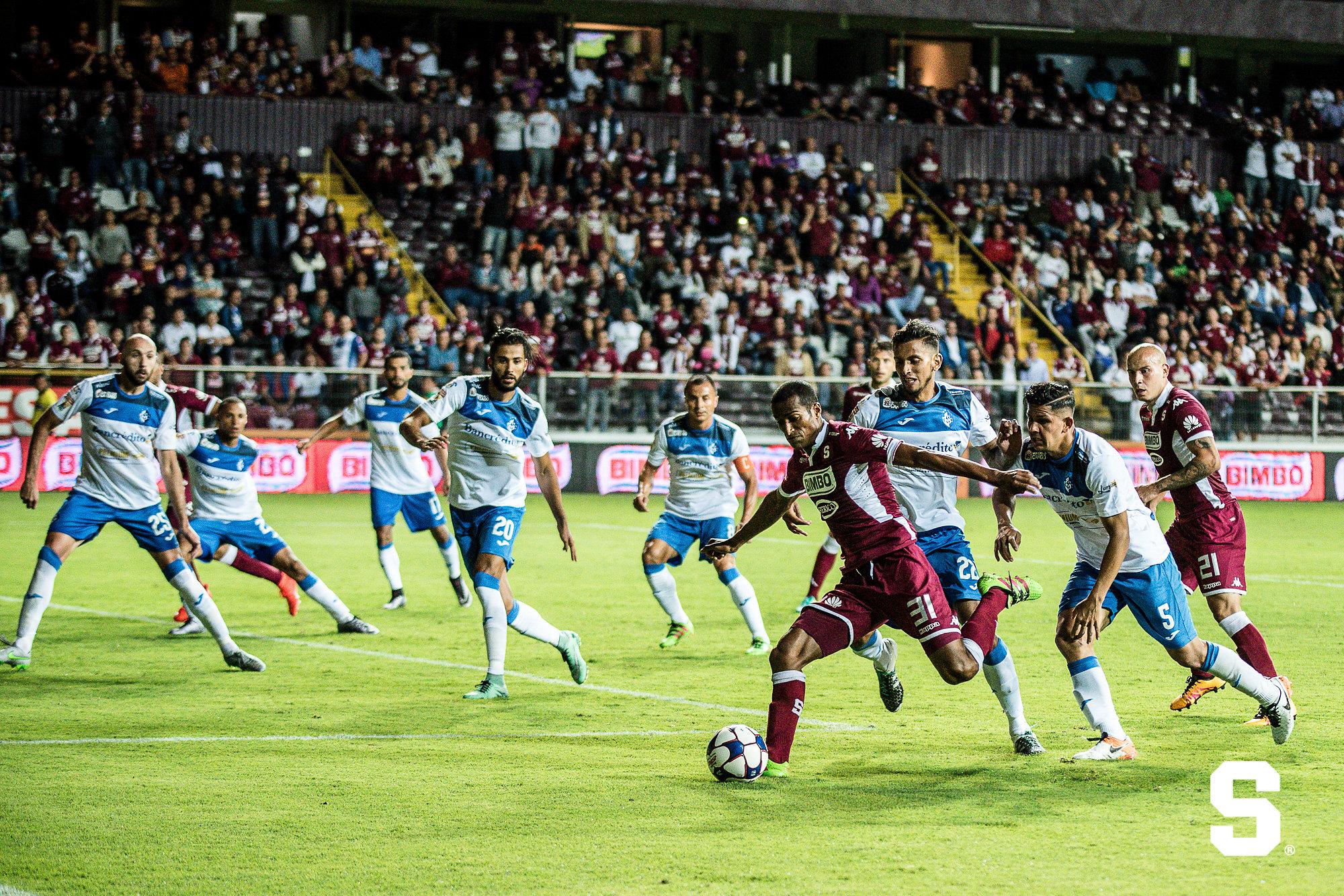 Saprissa 0-0 Cartaginés