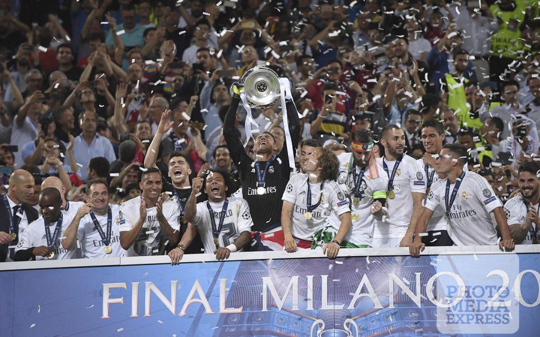 Real Madrid 1(5) – (3) 1 Atlético de Madrid