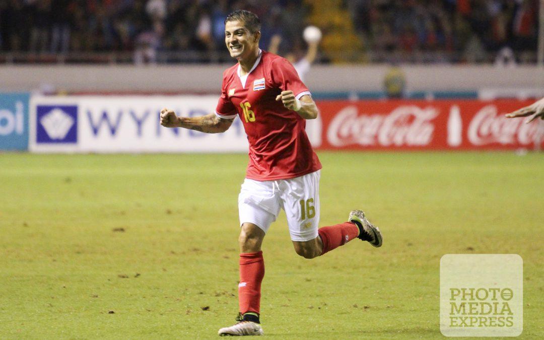 Costa Rica 2-1 Venezuela