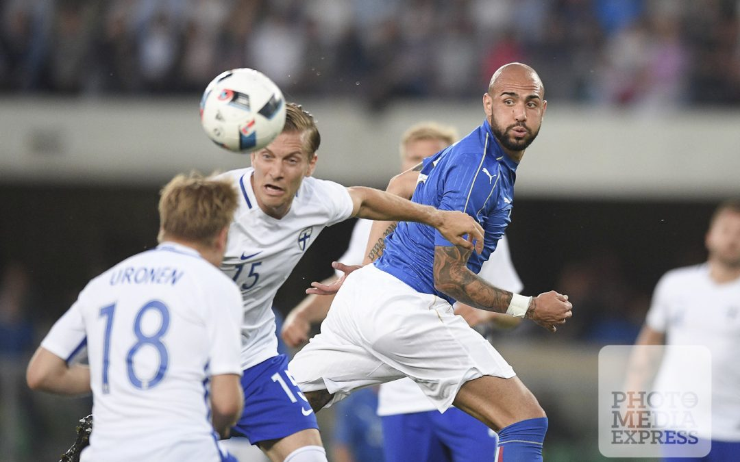 Italia 2-0 Finlandia