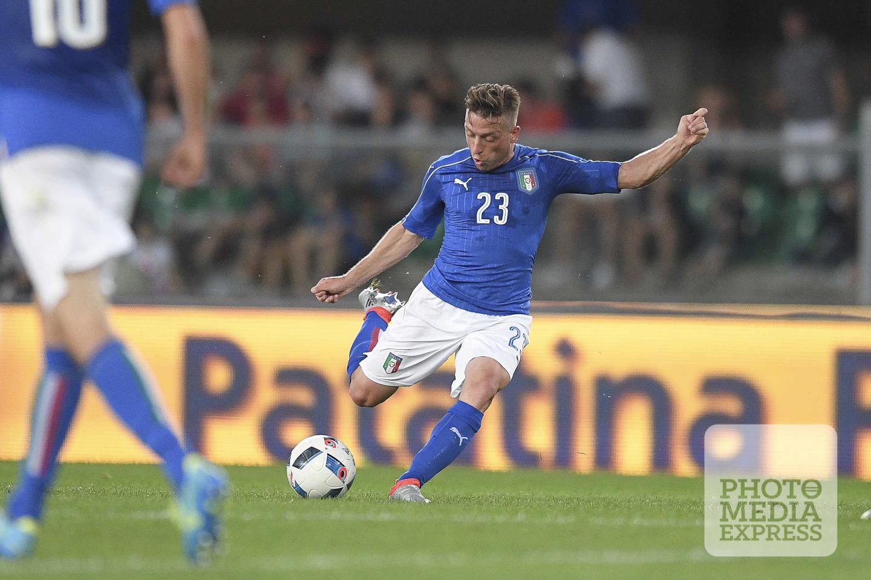 Italy vs Finland friendly match