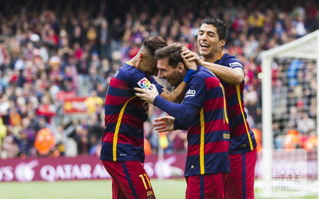 FCBarcelona 5-0 Espanyol