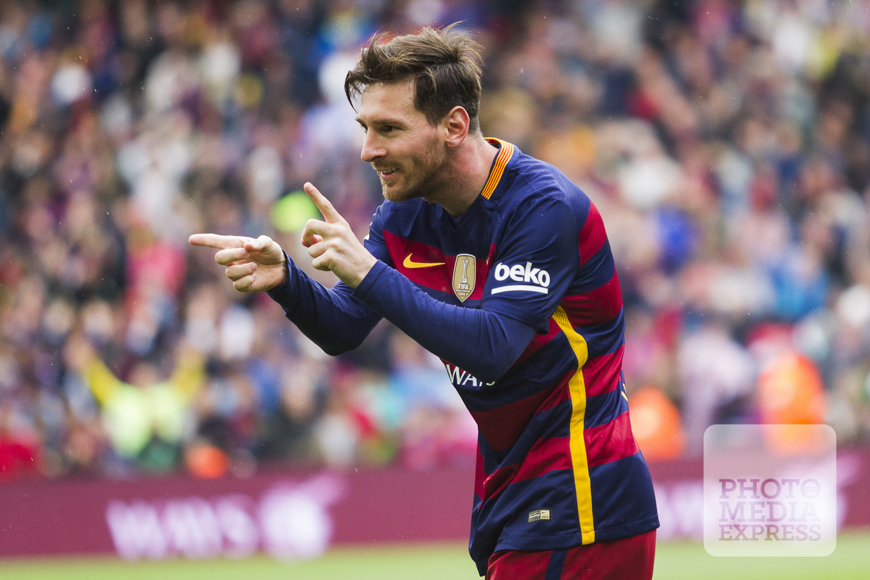 Liga BBVA - FC Barcelona vs RCD Espanyol