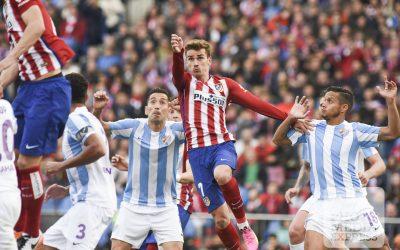 Atlético de Madrid 1-0 Málaga