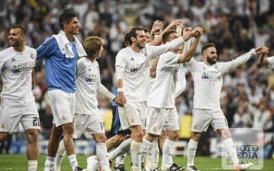 Real Madrid 1-0 Manchester City