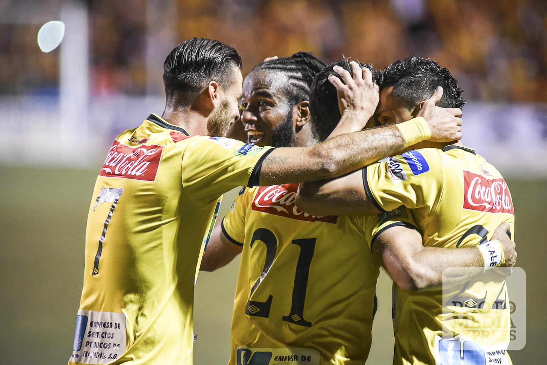 Club Sport Herediano 2-0 Liga Deportiva Alajuelense