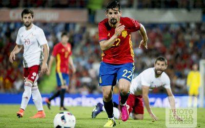 España 0-1 Georgia