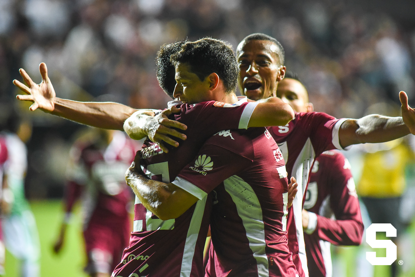 Saprissa 6-0 CD Dragón