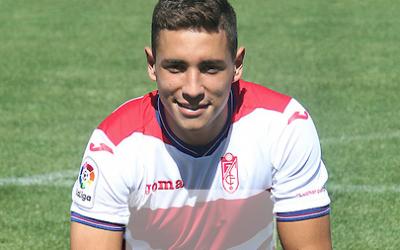 Presentación del jugador Ezequiel Ponce con el Granada CF