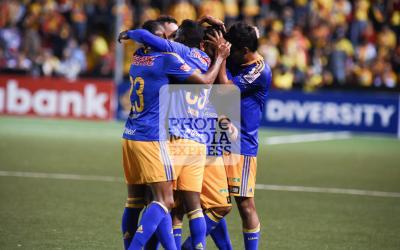 Herediano 1-3 Tigres UANL