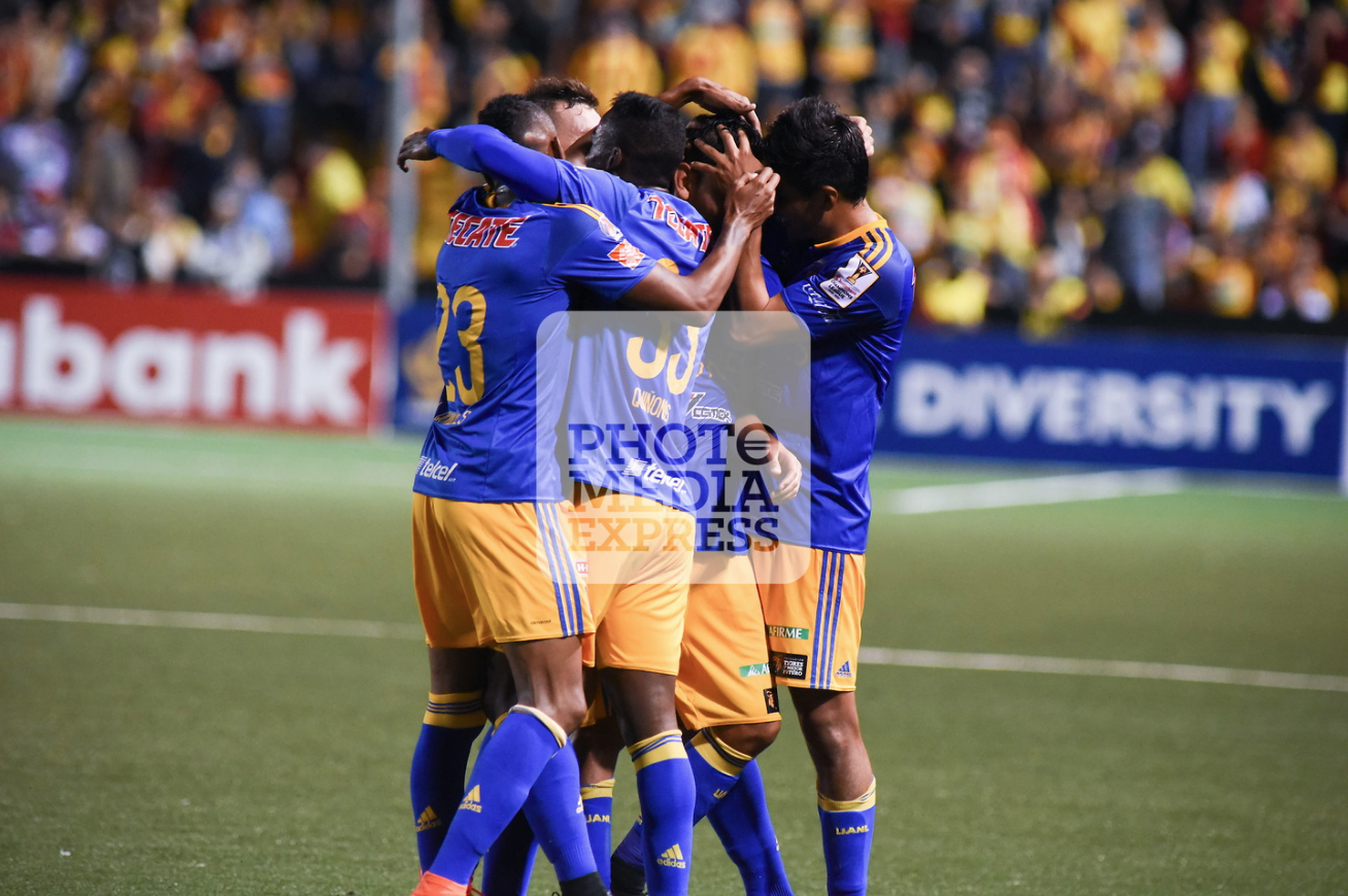 Herediano 1-3 Tigres UANL