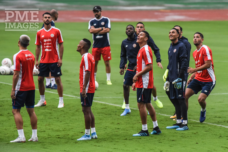 Selección Nacional de Costa Rica